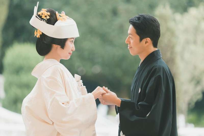 2019年,日本夫妻平均初婚年齡分別為31.2歲及29.6歲。(圖/作者提供)