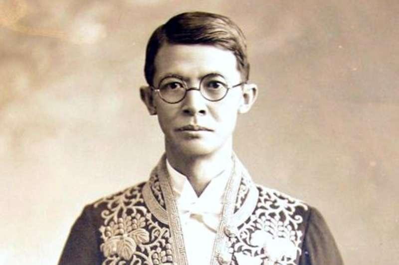 杜聰明博士。(圖/維基百科)