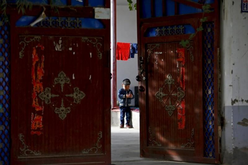 中國兒童、少子化、二胎。(美聯社)