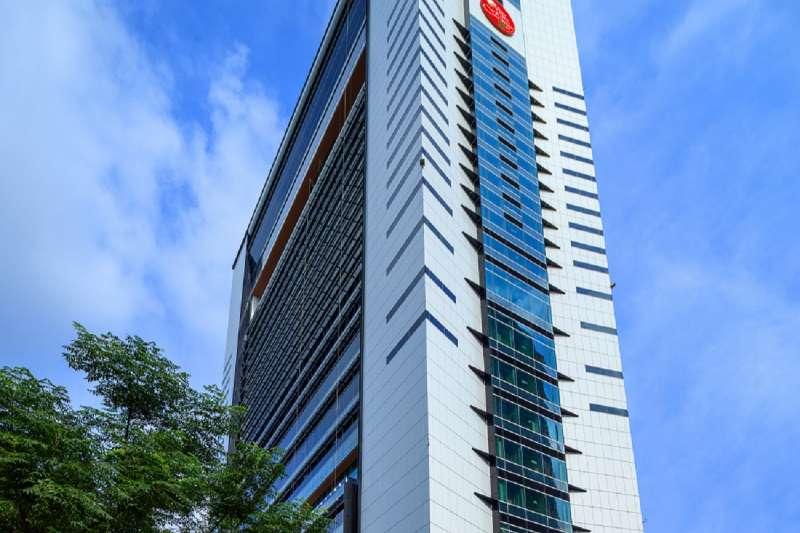 台灣人壽高雄總圖BOT案榮獲「2020城市工程品質金質獎」,為民間參與公共建設案件再添典範。(台灣人壽提供)