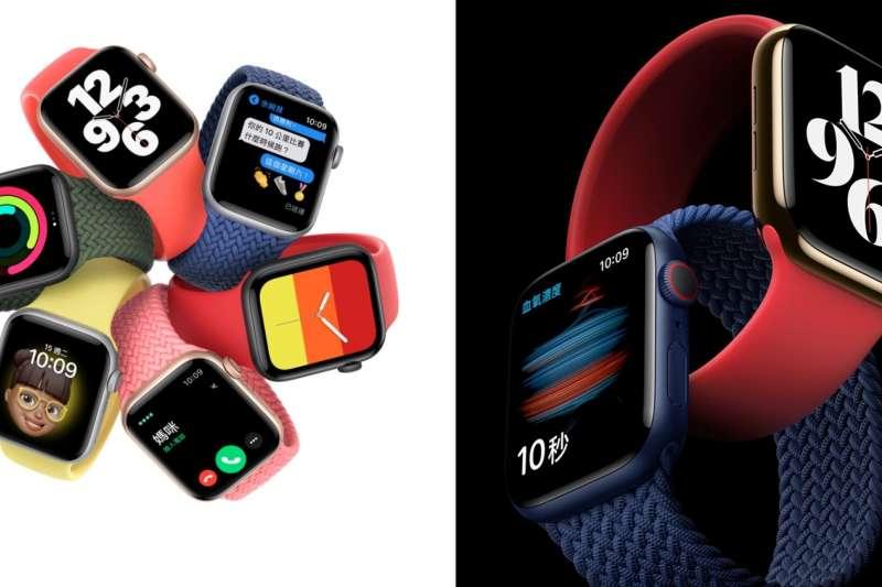 蘋果推出兩款全新Apple Watch SE,平價版只要8900就買得起!(圖/取自蘋果官網)