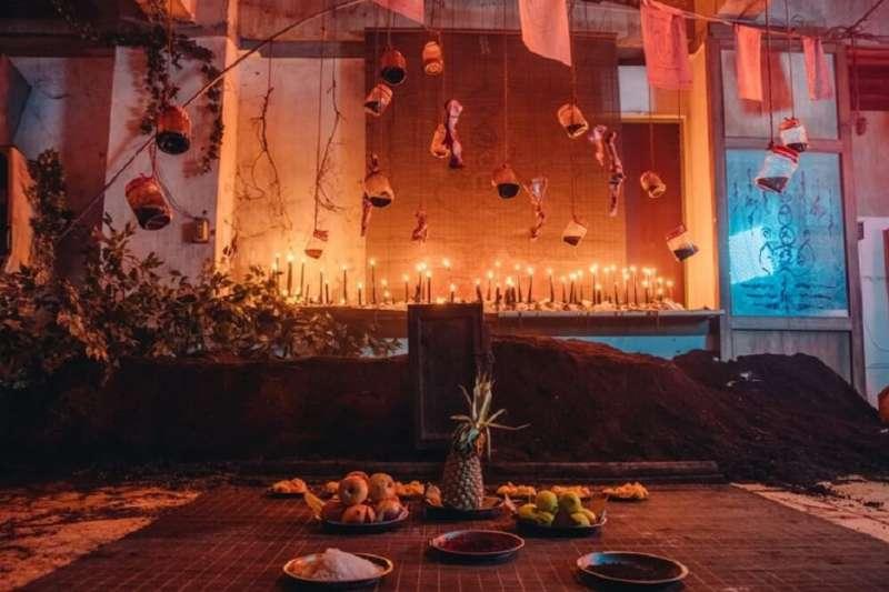 2020鬼月國片最大檔就是《粽邪2》,愛德華整理提供《馗降:粽邪2》讓你深入了解電影相關的台灣民俗與恐怖傳說。(圖/愛德華FUN電影)