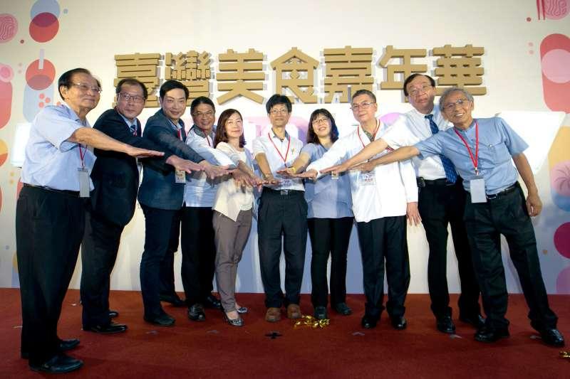 超值優惠、豐富好禮、多元美食的臺灣美食嘉年華相約在臺中。(圖/商業司提供)