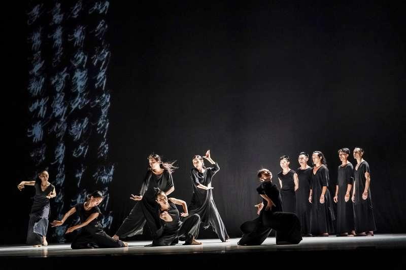 20200919-雲門2舞作《十三聲》,鄭宗龍編舞作品。(資料照,雲門舞集提供)