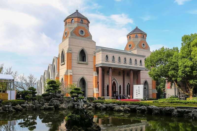 20200919-李前總統登輝先生追思告別禮拜於真理大學真理堂舉行。(台北市攝影記者聯誼會提供)