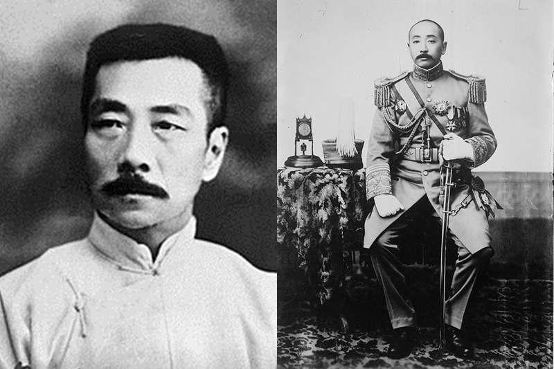 民國初年的魯迅、張作霖都對罵髒話頗有研究。(圖/維基百科)