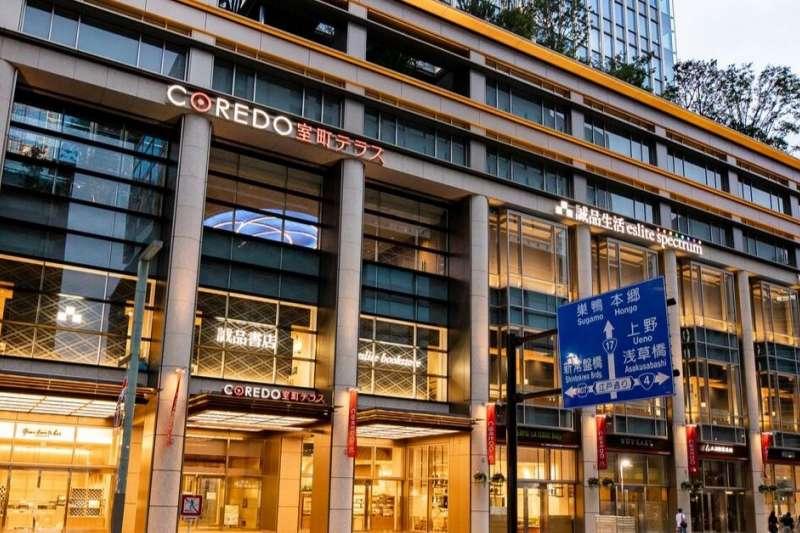 誠品成功在商業激戰區--東京日本橋,成功做出市場區隔,現已在日本成為家喻戶曉的書店。(圖/取自誠品官網)