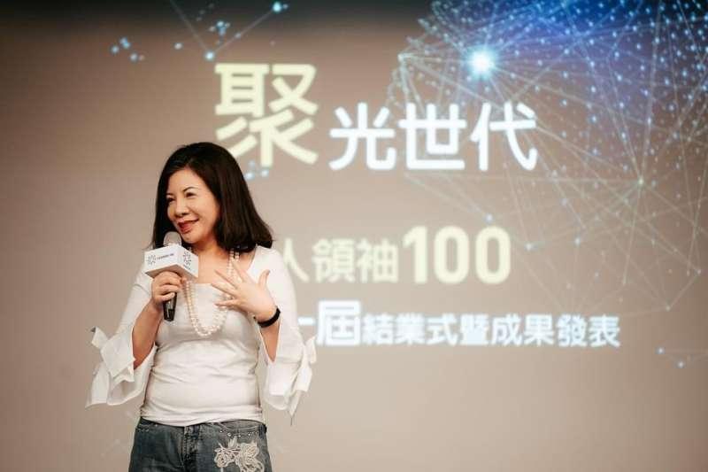 TVBS今(14)日也正式宣佈,《文茜周報》將在12月26日於TVBS重起爐灶。(資料照,華人領袖100提供)