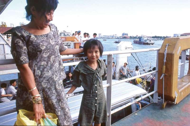 美國國際開發金融公司未來將投資數十億美元在湄公河五國的基礎建設。圖為越南湄公河畔。(林瑞慶攝)