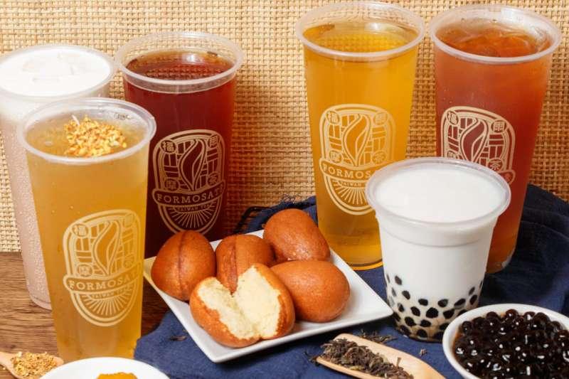 台灣手搖飲「福爾摩茶FormosaTê」,近日發現品牌遭中國加盟網站「山寨」怒聲明「本店是支持台灣獨立建國的手搖飲料店,不進中國市場」。(取自福爾摩茶粉專)