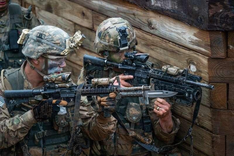 美國陸軍。(US ARMY官方臉書)