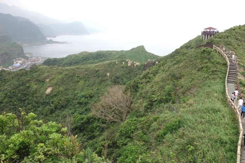 安排環境教育場所或生態遊憩景點等綠色景點,也是種綠生活的遊程。(圖/林瑞慶)