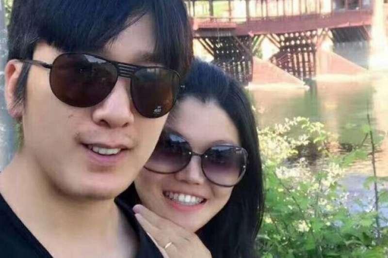 高雄的曾小姐今年31歲,與中國籍先生在歐洲旅遊時相識,之後結婚育有一子。(BBC News中文)