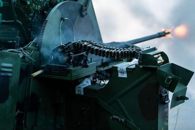 20200925-20機砲。(取自軍聞社)