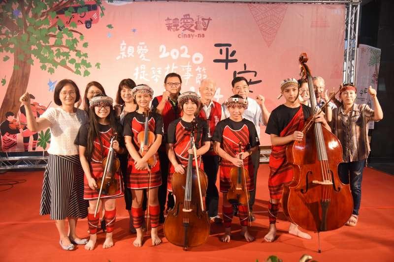 「親愛提琴故事節」將於10月1日至10月4日在中興新村親愛實驗中學登場。(圖/南投縣政府提供)