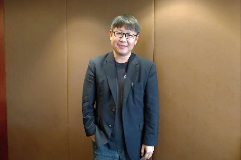疫情推升智慧醫療照護整合大躍進,盛弘董事長楊弘仁表示將趁勝佈局打造大健康產業生態系。(盛弘提供)