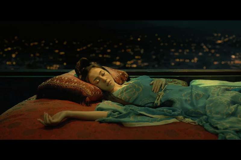 劉采春在歷史的長河中,泛起了一朵浪花,她的傳世詩作,至今讀起來仍琅琅上口,讓我們得以窺知唐朝江南女子的萬千風華。(示意圖,非本人/取自IMDb)