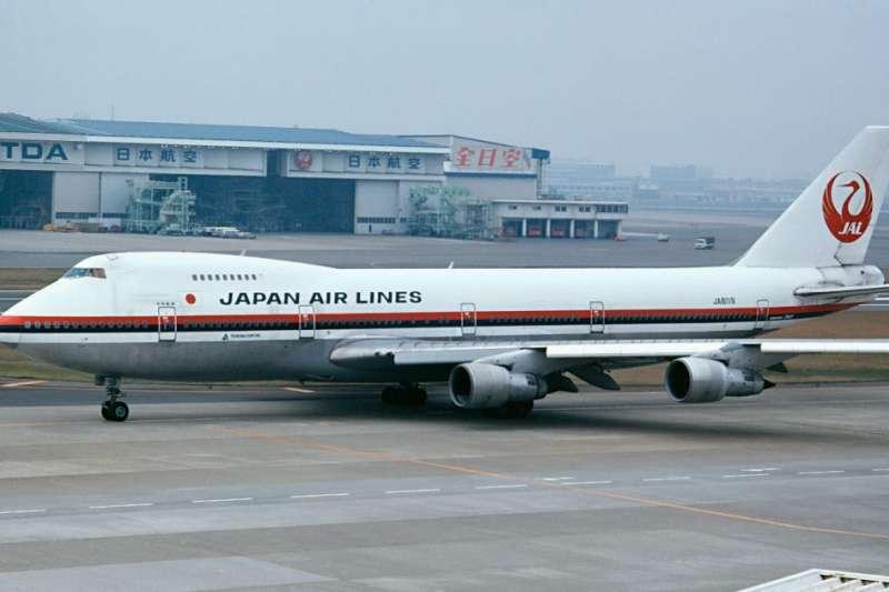 西元1985年的8月12日,日本航空123號班機發生空難意外,520人不幸罹難。(示意圖/維基百科)