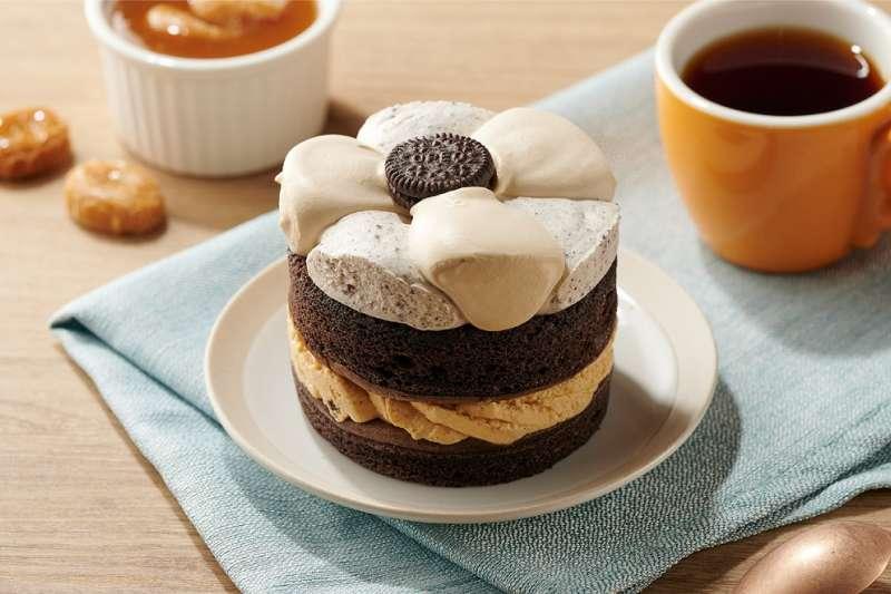 全聯We Sweet攜手知名餅乾品牌OREO第四度推出聯名甜點。(全聯提供)
