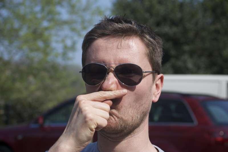 英文當中有許多關於「鼻子」的片語,你知道哪些呢?(圖/取自flickr)