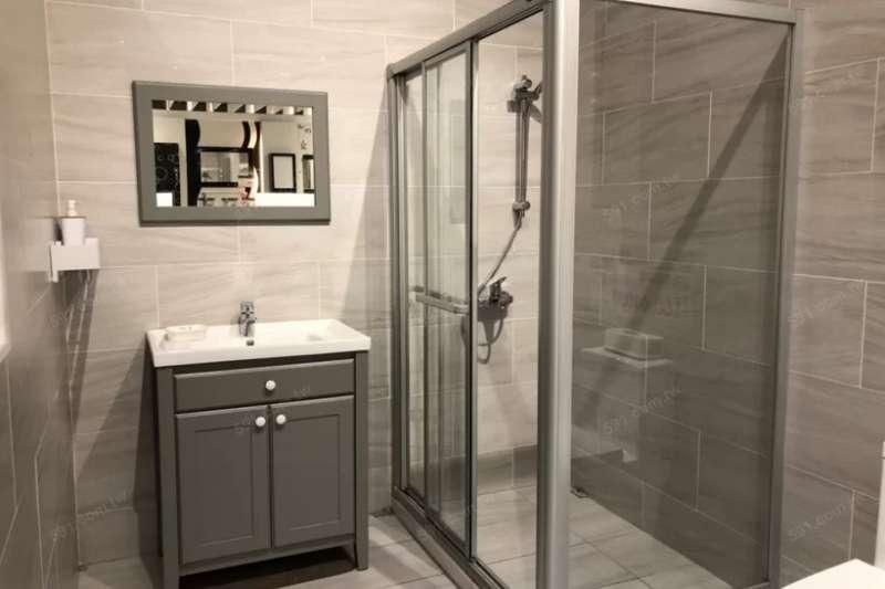 浴室最好還是規劃達乾濕分離,保持乾燥。(圖/591房屋交易網提供)
