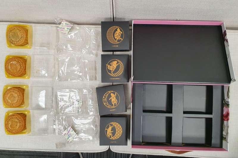 北市環保局抽查市售禮盒,圓山大飯店「富貴牡丹禮盒」因不符規定遭罰。(取自台北市政府官網)