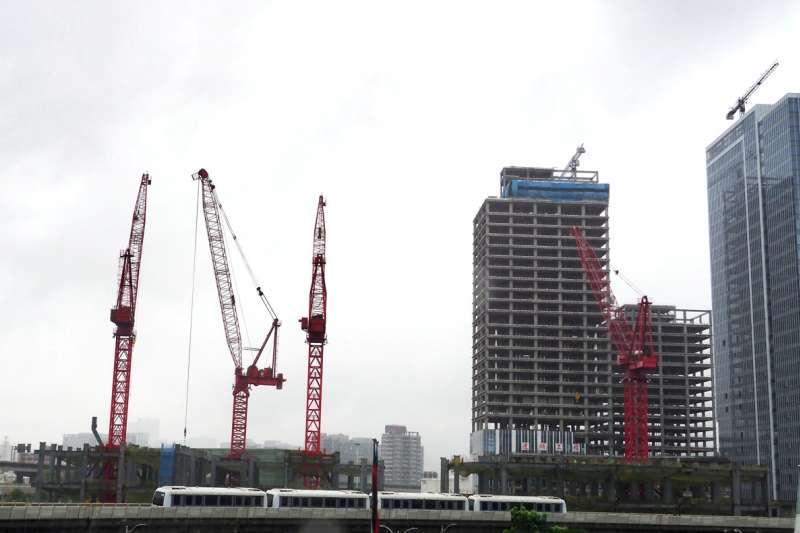 根據吉家網發佈上半年六都房市景氣報告,六都房價呈現盤堅緩升走勢。(資料照,林瑞慶攝)
