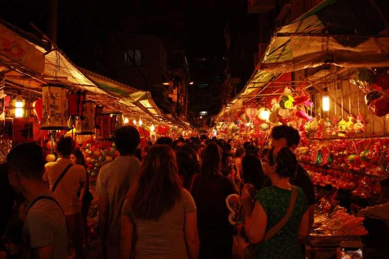 印尼華人也會過中秋節嗎?(圖/取自flickr)