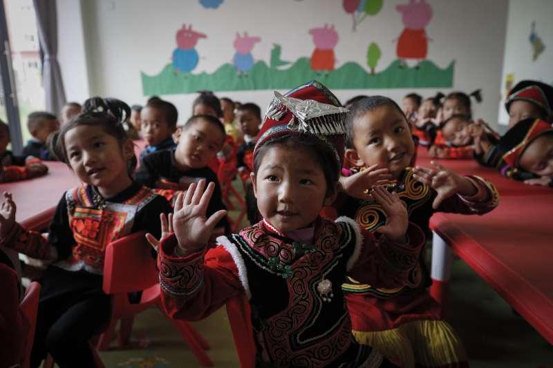中國少數民族、脫貧(AP)