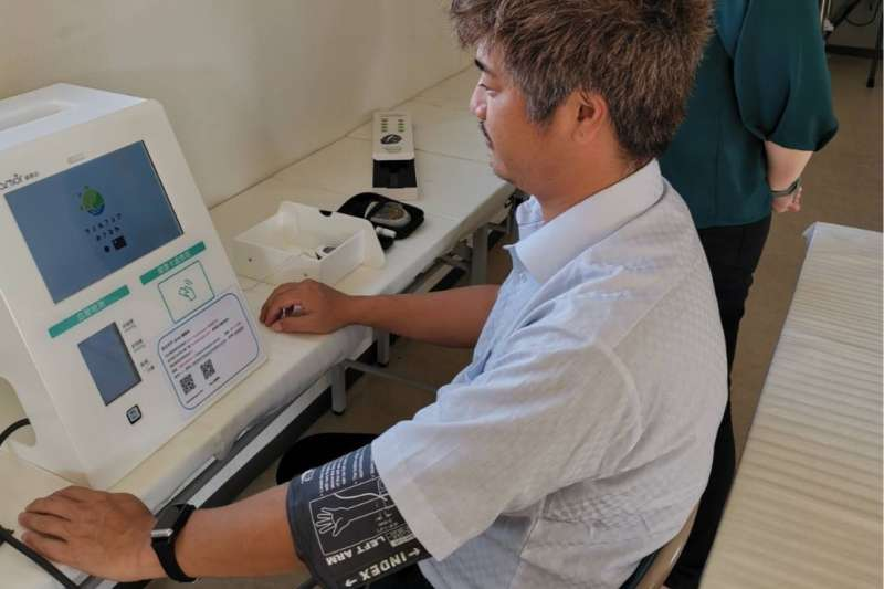 因為新冠疫情,我們被迫體驗遠距線上會議、遠距線上研習、遠距線上商談等,對現行企業其實有相當大的助益。(示意圖/日本Welfare Okinawa福祉沖繩協會提供)