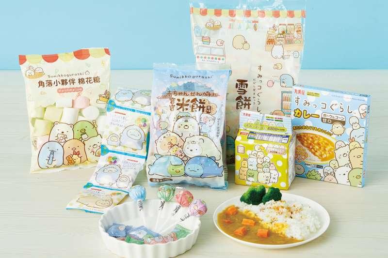 20201007-【超人氣零食】日本角落小夥伴食品。(資料照,寶雅提供)