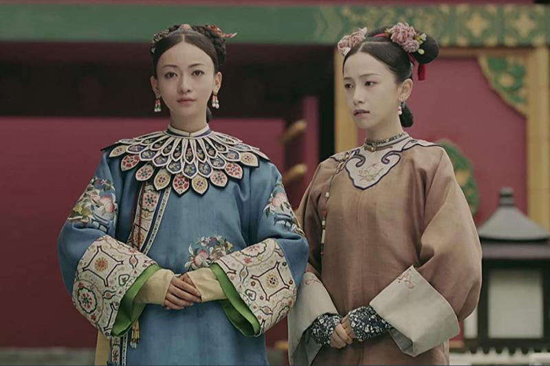 清朝后妃的收入怎麼算?(圖/IMDB)