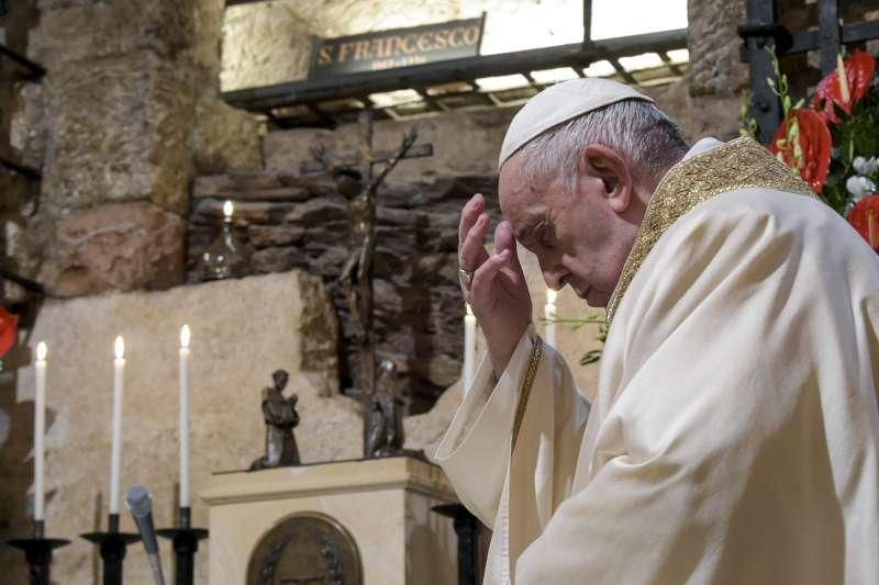 教宗方濟各。教廷。梵蒂岡(美聯社)