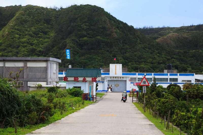 綠島監獄今貌。(取自台東觀光旅遊網)