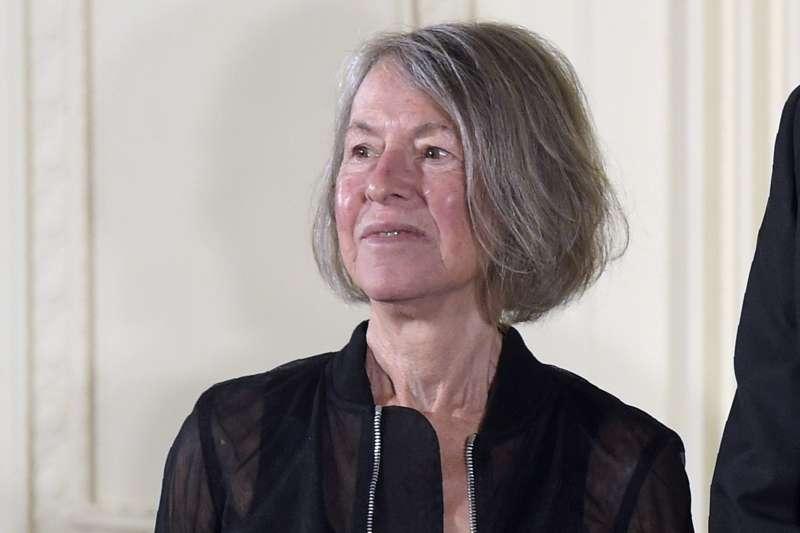 2020年諾貝爾文學獎得主格呂克(Louise Glück)(AP)
