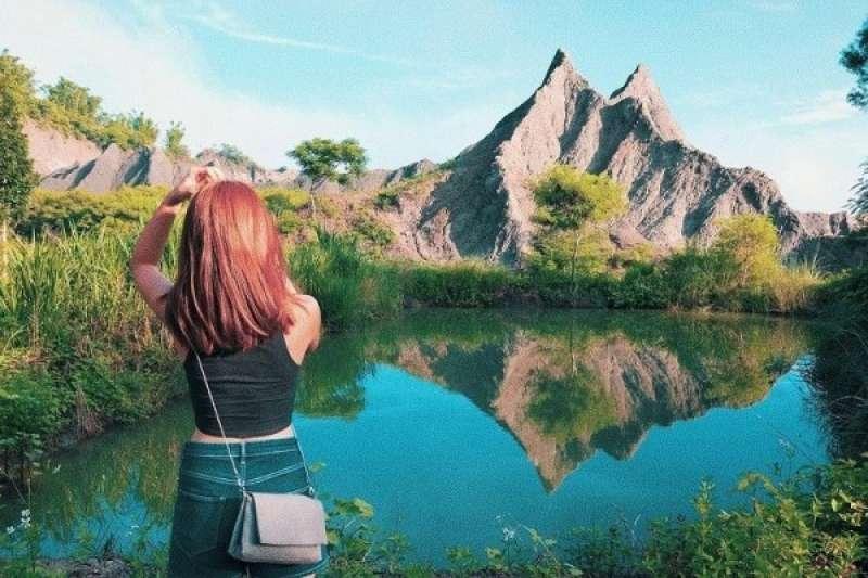 喜歡大自然美景的你,絕對不能錯以下9個台南絕美秘境!(圖/lailai_0929@IG,ReadyGo 提供)
