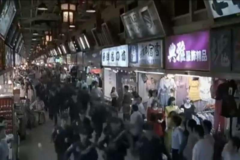 電影《重案組》改編自1990年發生在香港綁架案(圖片來源:電影截圖)