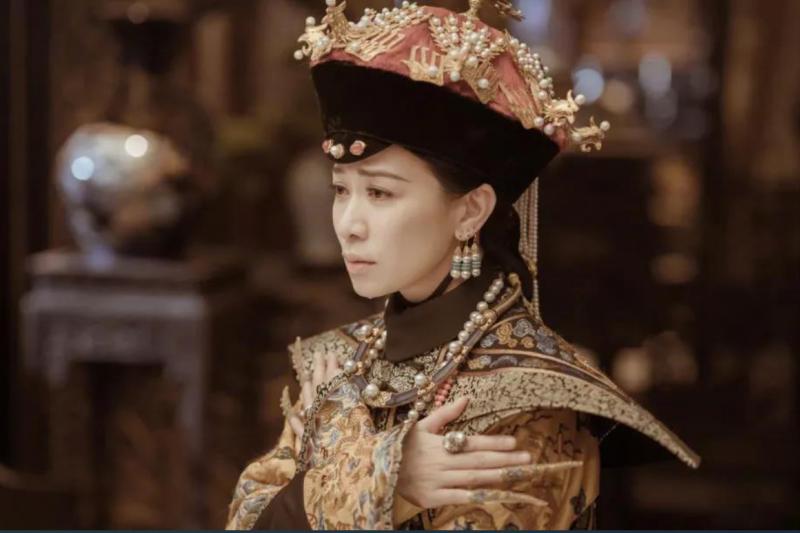 清朝皇后(示意圖/IMDB)