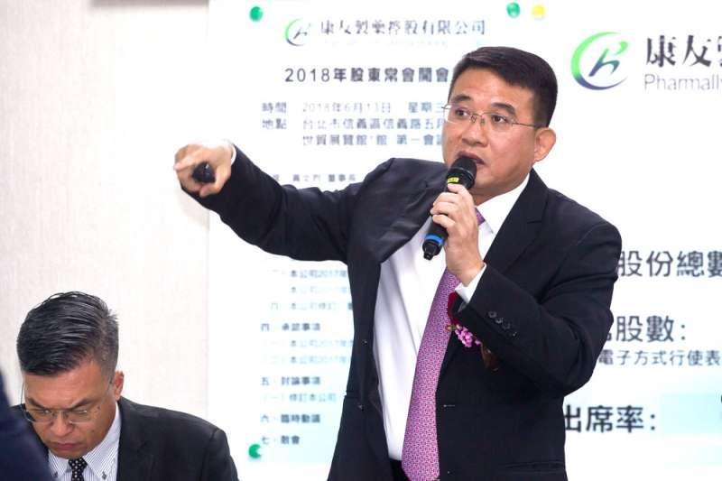 康友爆發掏空事件後,董事長黃文烈早已不知去向。(本刊資料照)