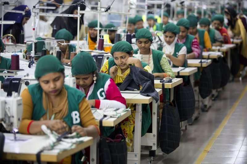 孟加拉是全球第2大成衣出口國(美聯社)