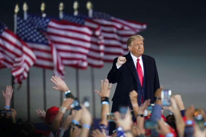 即將進行的美國總統大選,可能為美國歷史上最關鍵性的選舉之一。(資料照,美聯社)