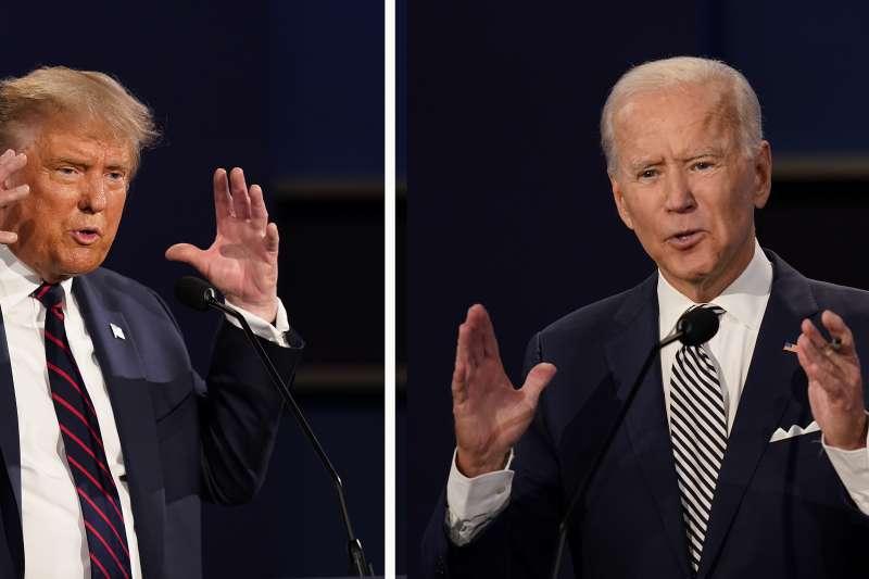 美國選情激烈,除了眾所矚目的總統大位,參眾兩院也是關鍵。(圖/ 美聯社)