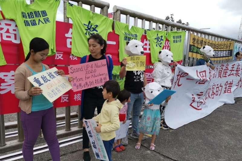 作者認為,「以核養綠」公投為台灣能源政策所需,為減燃煤電以降低空污,龍門核四廠應啟封,核一、核二、核三廠應延役。(以核養綠─缺電公民自救會臉書)