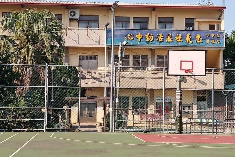 位於台中市的忠義村,是小琳成長的地方(圖片提供 / 榮民榮眷基金會)
