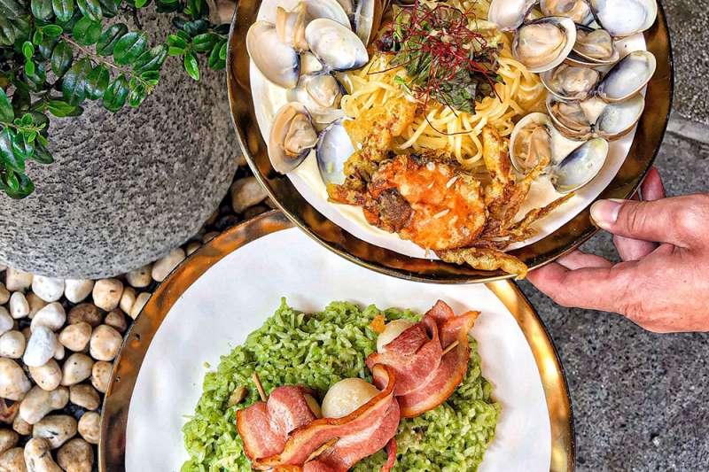 逢甲商圈不只小吃美味,周邊餐廳的餐點也都超厲害!(圖/MENU美食誌提供)