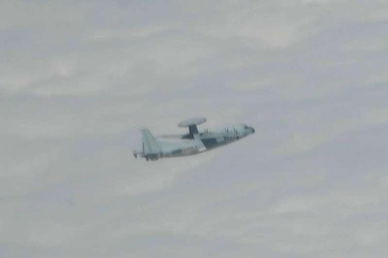 20201020-空警500型機。(空軍司令部提供)