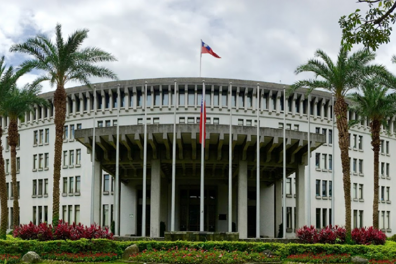 針對中國硬闖國慶酒會事件,外交部於21日發布新聞稿表示,目前已向目前已向斐濟警方備案,若後續中國有任何不利行為將追究到底。(取自Google Map)