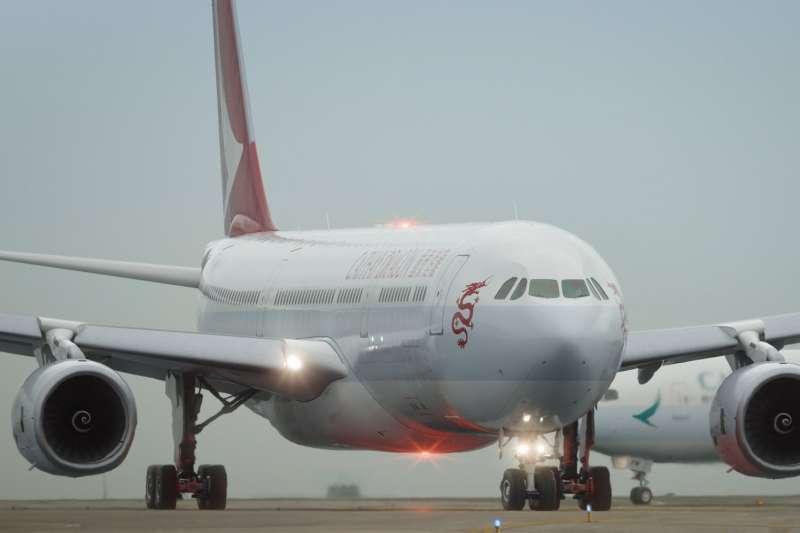 受到新冠肺炎疫情影響,國泰裁員8500職位,港龍航空21日起停止營運。(圖/ 國泰航空臉書粉絲團)