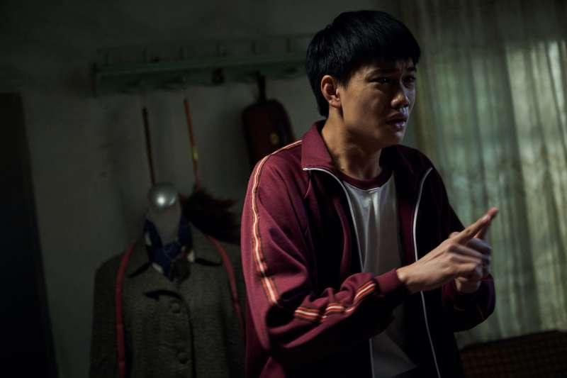20201022-《無聲》電影劇照。演員劉子銓。(Catchplay提供)