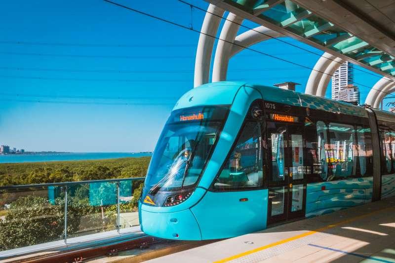 新北市軌道運輸系統建設中,新北捷運公司宣布將進行人才招募,預計開出近30名職缺。(資料照,新北捷運公司提供)